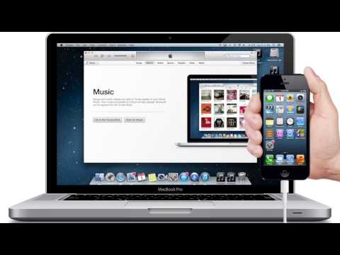 How to TRANSFER MUSIC from old iPhone to new iPhone using iTunes