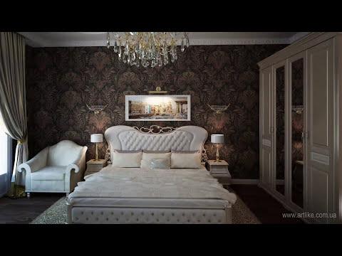 Квартира в классическом стиле. Классический дизайн интерьера квартир (г.Киев)