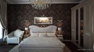 Квартира в классическом стиле. Классический дизайн интерьера квартир (г.Киев)(Дизайн интерьера выполнен студией ARTlike (г.Киев, http://www.artlike.com.ua/). В интерьере этой квартиры прихожая, кухня..., 2013-11-26T20:48:52.000Z)