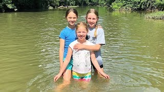 Avery Visits 🐎 Horseback Riding & Exploring the Creek !!! YouTube Videos
