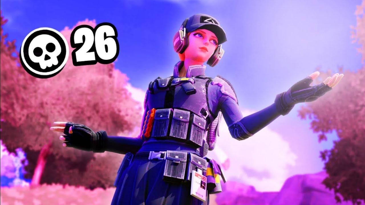 26 Eliminations Solo Squad! (creative destruction)