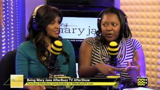 "Being Mary Jane After Show w/ Latarsha Rose Season 1 Episode 2 ""Girls Night"" 