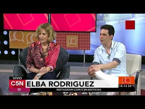 C5N - Viva la Tarde: La visita de Elba de MasterChef y su beba