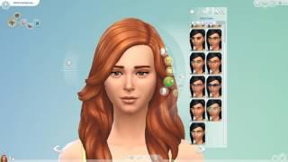 Создания персонажев Универ новая ощага Sims 4! Часть вторая