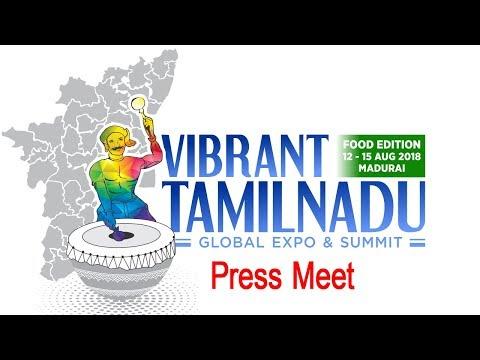 VTN Press Meet before Madurai Launch