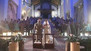 XCARET WEDDING | LORENA & ALEJANDRO | 4K