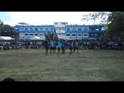 NORSU P.E FUN DAY Modern Dance Boys (Blue Team)