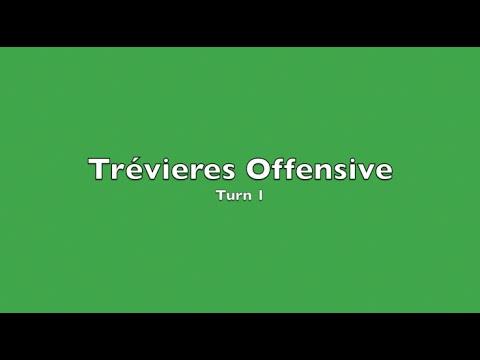 Fields of Fire - WW2 - Trévières Offensive - Turn 1 of 10