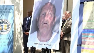Investigators discuss the arrest in 'Golden State Killer' case