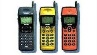 Vintage phone philips fizz gsm rare