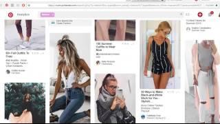 פינטרסט, הרשת החברתית היפה בעולם- בואו להכיר- מאת לירן וויס
