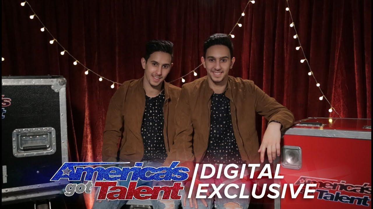 Americas got talent 2017 magician - A Peek Behind The Magic With Twin Magicians Tony And Jordan America S Got Talent 2017
