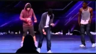 Harry Styles & Zayn Malik audition dance!