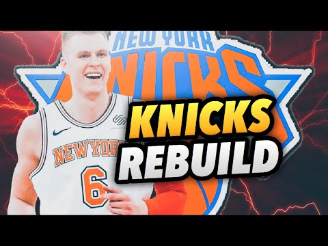 276dc296873 REBUILDING THE NEW YORK KNICKS! NBA 2K19 MY LEAGUE! - YouTube