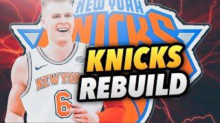 REBUILDING THE NEW YORK KNICKS! NBA 2K19 MY LEAGUE!