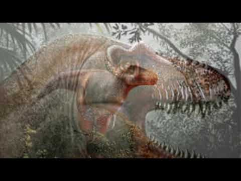 'Reaper of death': scientists discover new dinosaur species related to T rex