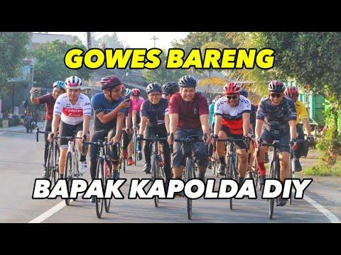 gowes-bareng-bapak-kapolda-diy-yogyakarta-vlog-sepeda-indonesia