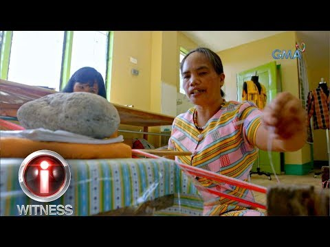 I-Witness: Paghahabi, isinama na sa K-12 curriculum ng Kalinga