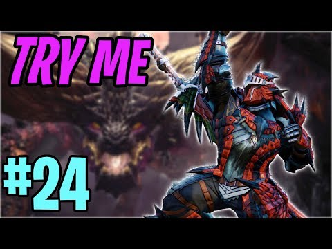 TRY TO BEAT ME ? | MHW FUNNY MOMENTS #24 thumbnail
