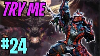 TRY TO BEAT ME | MHW FUNNY MOMENTS #24 | NoSkillz