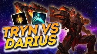 Tryn vs Darius In Depth Guide - Tryn Only to High Elo #10