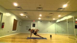 Side Plank (Vasisthasana) Sequence (#FlowForAll Challenge)