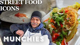 The Legendary Dosa Man of NYC -  Street Food Icons thumbnail