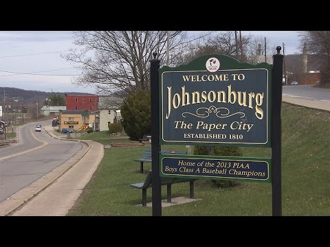 Our Town Johnsonburg 2016