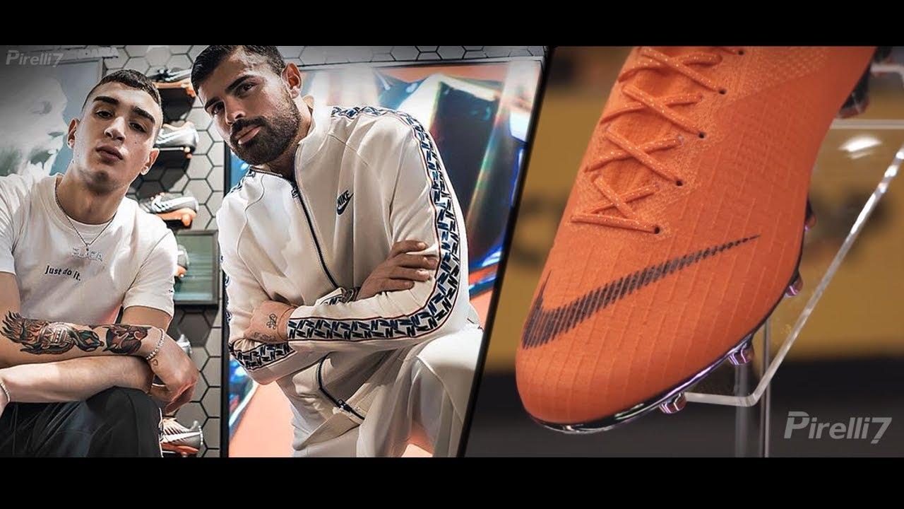 Nike Mercurial Superfly 6 - W  CAPO PLAZA   ANDREA PETAGNA (calcioshop  Milano)  ca079aa3612