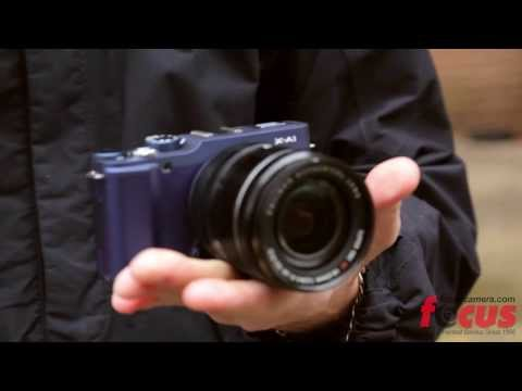 Ben Shaul Hands On Review for Fujifilms X-A1