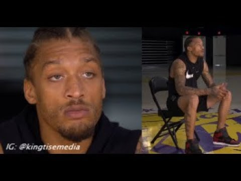 Michael Beasley On Playing w LeBron James & Defends Lakers Roster Signings