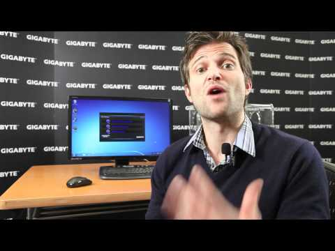 EZ Setup on GIGABYTE 7 Series Motherboards - YouTube