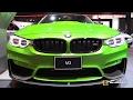 2017 BMW M3 - Exterior and Interior Walkaround - 2017 Toronto Auto Show
