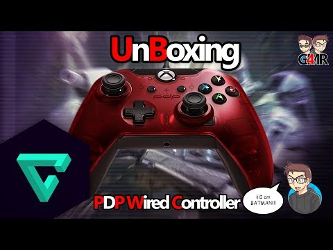 Unboxing | PDP Wired Controller for Xbox One | Test | Español Latino