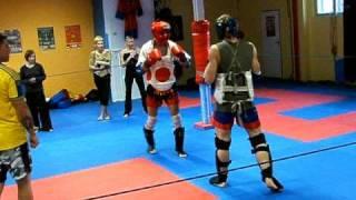 sparing fanda vs ilja lanna gym 2r