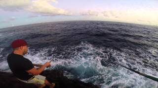 Fishing  Canary Islands Shorejigging & Spinning