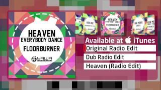 Floorburner - Everybody Dance (Original Radio Edit)