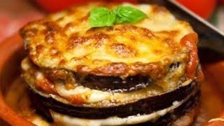 Баклажаны с сыром и чесноком | Просто вкусно