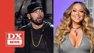 Eminem Already Admitted He Ejaculated Prematurely With Mariah Carey In 2009 YouTube Videos