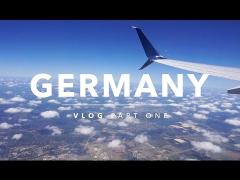 GERMANY VLOG PT 1 // Biking in Karlsruhe + Visiting Tübingen + Thrifting with Omi