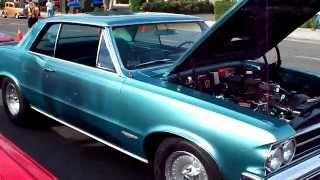 Awesome 1964 Pontiac GTO, 421, 4 speed