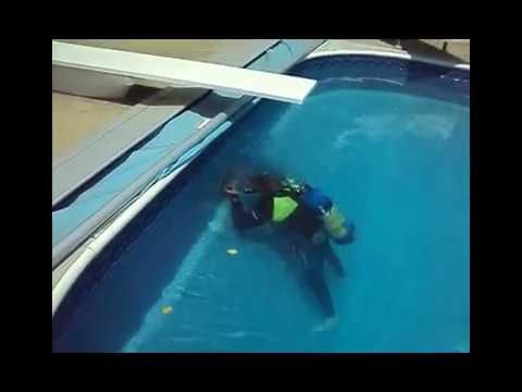 Swimming Pool Leak Detection Springfield Missouri Mo Youtube