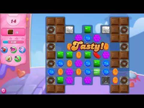 Candy Crush Saga Level 3227 NO BOOSTERS