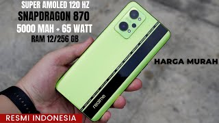AKHIRNYA RESMI MASUK INDONESIA!! REALME GT NEO 2 - HARGA SPESIFIKASI LENGKAP DAN TANGGAL RILISNYA