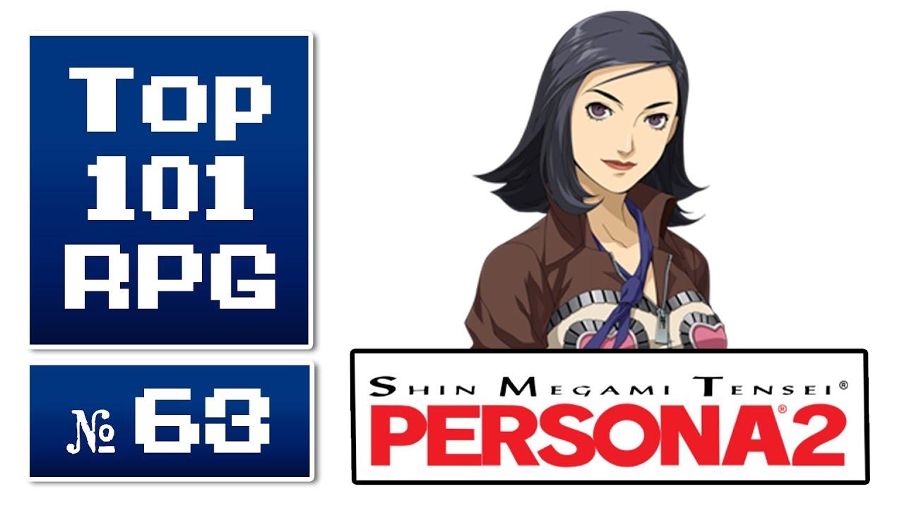 Top 101 beste RPGs aller Zeiten #63 » Persona 2: Innocent Sin & Eternal Punishment (1999)