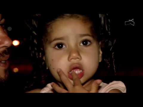 JL - Família fala sobre resgate de menina que caiu em buraco