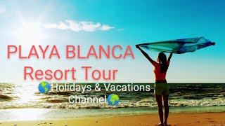 PLAYA BLANCA 2018, Lanzarote