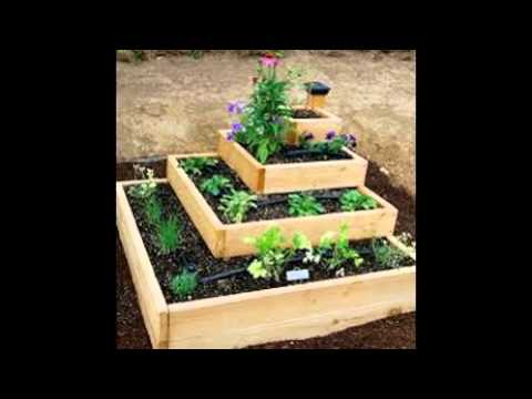 Small Vegetable Garden Ideas YouTube