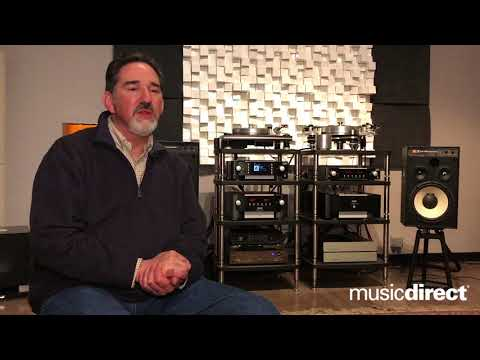Music Direct Introduces Mark Levinson's No. 585 and No. 585.5 Integrated Amplifiers