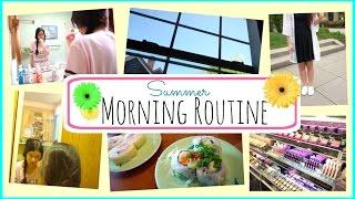 Video ☀ My Summer Morning Routine   Một buổi sáng mùa hè của mình ☀ download MP3, 3GP, MP4, WEBM, AVI, FLV Oktober 2017
